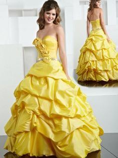 43 Best Dresses Inspired By Belles Gown In Beauty And The Beast