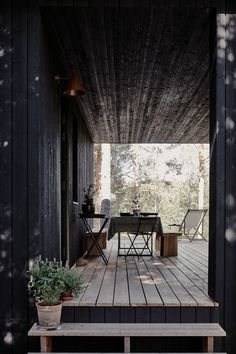 A Barn-Style Holiday Cottage Oozing With Rustic Charm - Dear Designer Outdoor Rooms, Outdoor Living, Scandinavian Home, Nordic Design, Interior Inspiration, Elle Decor, House Design, Design Design, Design Ideas