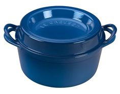 Heritage 4 1/4 qt. Round Doufeu - Dear Le Creuset, Marseille is pretty, but can you pls make things in Caribbean too? kthx