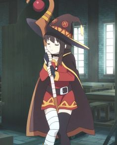The perfect Megumin Konosuba Anime Animated GIF for your conversation. Anime Meme, Konosuba Anime, Anime Comics, Megumin Explosion, Konosuba Wallpaper, Gurren Laggan, Bd Art, Best Waifu, Animes Wallpapers