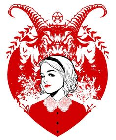The Chilling Adventures of Sabrina by Lukas Werneck Fanart, Happy Halloween, Halloween Witches, Geeks, Illustrations, Illustration Art, Sabrina Spellman, Archie Comics, Art Design