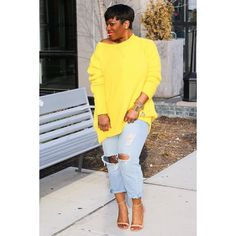 Found: Boyfriend jeans that fit! Details on this look and where to buy live on the site.  #fashionblogger #bloggingwhileblack #blackswhoblog #instastyle #blackgirlswhoblog