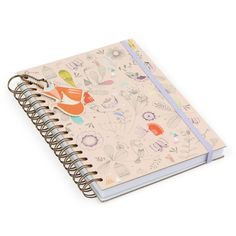 Dreamscape large wiro notebook