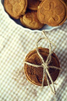 Bezglutenowe kruche ciasteczka z cynamonem