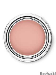 """Valspar Salmon Run: """"Pastels and pretty colors are coming to the foreground. This coral has the lightheartedness of pink, but it's more sophisticated, with chalky-gray undertones. It has a warm, soft touch that feels very embracing."""" —Sue Kim"""