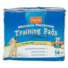 Puppy Training Pad * Be sure to check out this awesome product. (This is an affiliate link) #DogTrainingPads