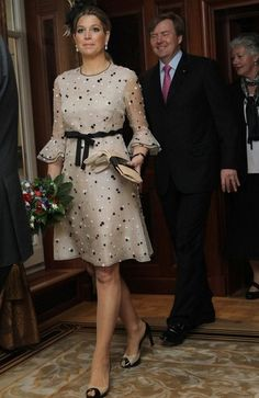 Crown Princess Maxima of Holland