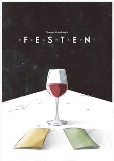 Dogme #1 - FESTEN (Movie poster) on Behance
