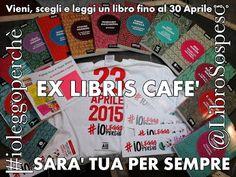 Librerie del Libro sospeso - Google+ UNA LIBRERIA IN OMAGGIO PER TE (dai 18 ai 30 anni)