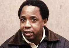 FEARLESS: Bodyguard Sandile Sizani said Chris Hani, pictured, continued to jog on his own despite previous threats to his life.