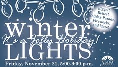 This family oriented event will be filled with merry making moments and a sleigh full of FREE fun for the entire family! The twinkling lit streets will be filled with live music, costumed characters, live ice sculpting, food vendors, live reindeer, trackless train, Christkindlmarket, and more! Downtown Aurora, IL. Nov. 21, 2014.