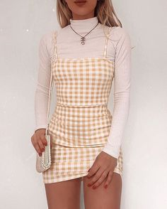 Retro Outfits, Vintage Outfits, Girly Outfits, Mode Outfits, Fresh Outfits, Fashion Vintage, Hipster Summer Outfits, Retro Fashion, Clueless Outfits
