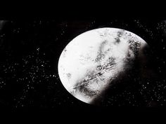 How to Spray Paint Art - Moon Tutorial for Total Beginners - YouTube