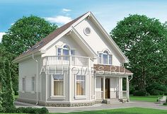 Home Interior Design, Exterior Design, Modern Bungalow House, Prefabricated Houses, Attic Design, Tuscan House, Beautiful Homes, Patio, House Plans