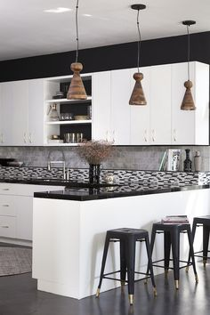 At the beginning of the month, our Austin home was featured in Lonny Magazine's ...
