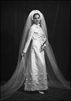 Madrid bride, 1960