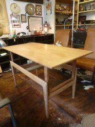 deco authentique - Nouveautés  Table scandinave basse / haute 120x60xH50 ou H73