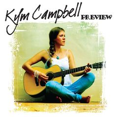 """Artwork for my EP """"Preview""""! #music #preview #guitar #folk #KymCampbell"""