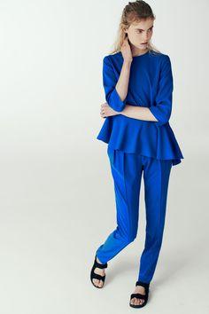Preen, into the blue