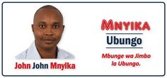 Message from Hon John Mnyika,MP to the Public
