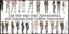 You love Leggings, Jeggings, Personalized Leggings? So do we! We have all types and sizes! Come pick a pair or more!! You are going to love them ALL...  SHOP HERE >> http://www.endlessxpressions.com/store/#cindytaylor   Use Code customer10 for a 10% discount.