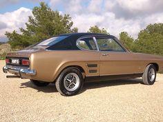 Lovely old #Ford #Capri