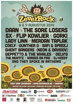 8-9 AUGUSTUS Zeverrock 2014 | Zevergem