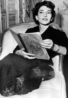 Maria Callas (December 2, 1923 – September 16, 1977)