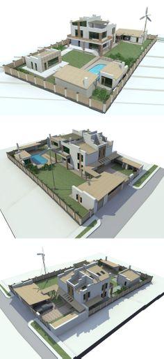 Une maison \