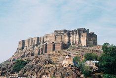 MEHRANGARH FORT - INDIA