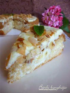 Barbi konyhája: Banántorta - Blogkóstoló 9. - fehér liszt és cukormentes
