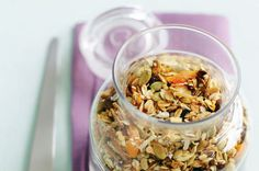 Ditch the store-bought products for this delicious homemade muesli. Toasted Muesli Recipe, Best Breakfast, Breakfast Ideas, Vegan Breakfast, Breakfast Recipes, Homemade Muesli, Recipe Sites, Oven Baked, Recipe Using