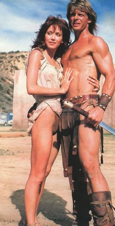 Tanya Roberts & Marc Singer - The Beastmaster 1982