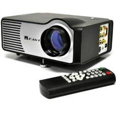 Amazon.com: FAVI RioHD-LED-2 Mini Projector: Electronics