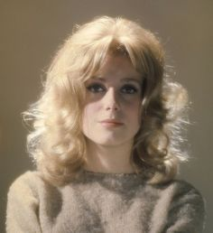 - catherine deneuve - Love that hair