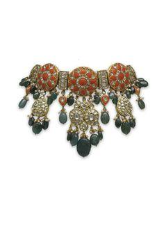 India Jewelry, Jewellery, Buy Rings, Engagement Sets, Coral Stone, Uncut Diamond, Orange And Purple, Gold Studs, Diamond Jewelry