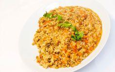 Meksikansk ris med linser