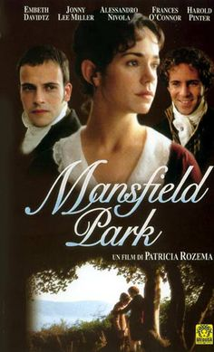 mansfield park - Bing Images. Hated. simply HATED this version.  Nice looking actors to play a very badly done adaptation.