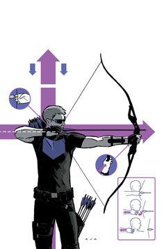 http://comics-x-aminer.com/2012/08/02/first-look-at-hawkeye-2/