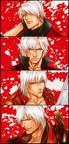 Dante con el paso del los juegos