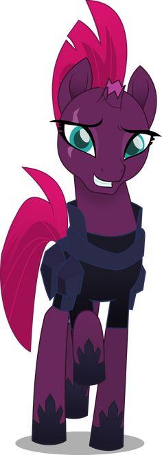 MLP Movie -Tempest Shadow by (Tempest is best pony) My Little Pony Movie, My Lil Pony, Princess Twilight Sparkle, Mlp Comics, Little Poney, Imagenes My Little Pony, Go For It, Mlp Pony, My Little Pony Friendship