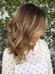 33 Balayage Hair Color Styles You'd Love To Try This 2016
