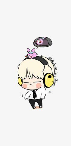 fanart Run BTS! Ep. 41 by [ twt ] @deokrim