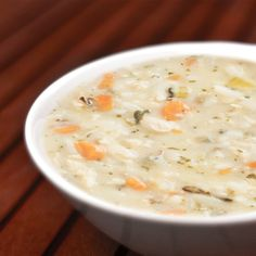 Chicken w/ Wild Rice Soup Mix – A perfect comfort food for those chilly days when you crave something hearty and warming. Plenty of long grain wild rice in a blend of seasoned broth.