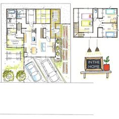Small Studio, Room Planning, House Layouts, Floor Plans, Flooring, How To Plan, Home, Home Plans, Blue Prints
