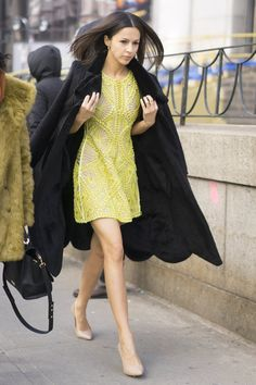 Pin for Later: Retour Sur les Meilleurs Looks Street Style de la Fashion Week de New York Jour 3