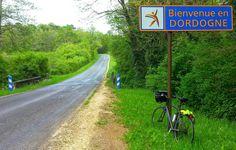 Arrivée en Dordogne