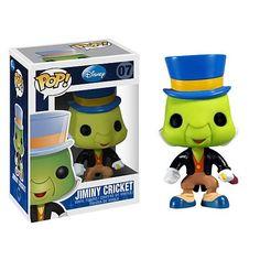 Pinocchio Jiminy Cricket Pop! Disney Pop! Vinyl Figure    http://www.entertainmentearth.com/prodinfo.asp?number=FU2348=LY-012045602