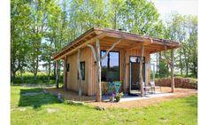 Natuurhuisje 52593 - vakantiehuis in Zuurdijk Gazebo, Pergola, Great Places, Tiny House, Shed, Van, Outdoor Structures, Kiosk, Pavilion