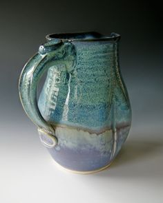 Ceramic Pitcher...in a different color